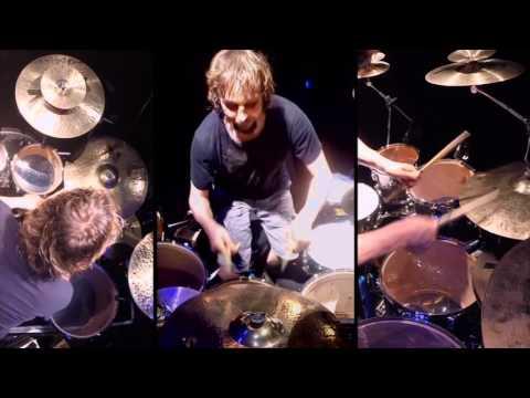 Marco Minnemann Drum Solo - Culture clash tour (Tokyo)
