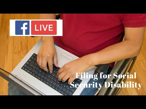Tips on Filing for Social Security Disability