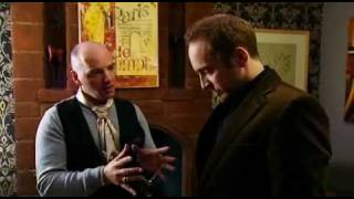 2/5 Derren Brown Investigates - The Man Who Contacts The Dead (Cold Reading)