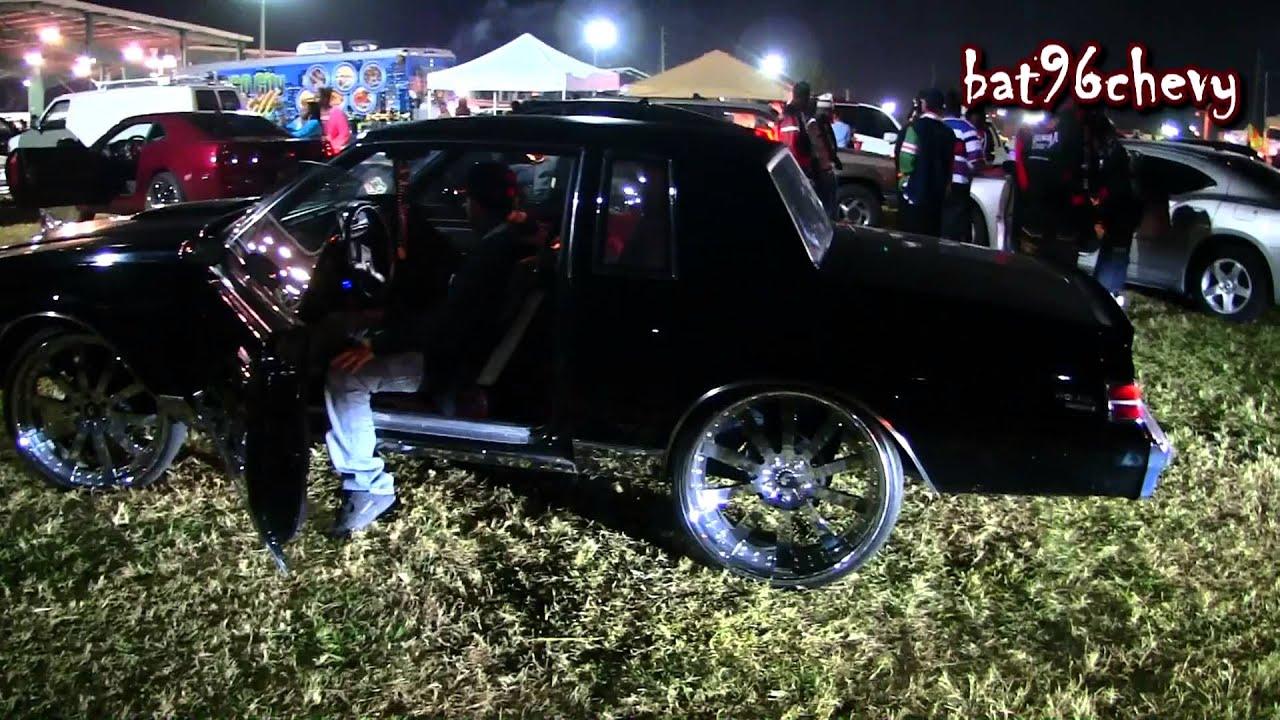 "Black Car Orlando >> Black Buick Regal on 24"" Forgiato Chrome Wheels - 1080p HD ..."