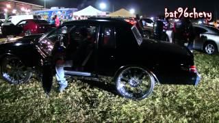 "Black Buick Regal on 24"" Forgiato Chrome Wheels - 1080p HD"