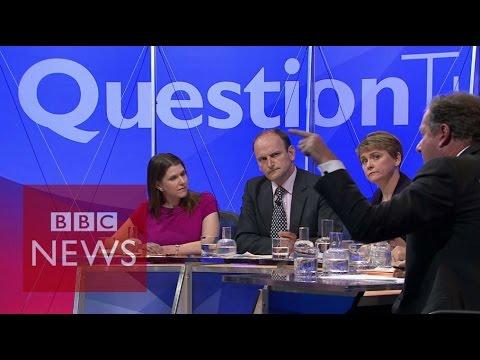 Piers Morgan & Douglas Carswell clash over Farage's HIV comments - BBC News