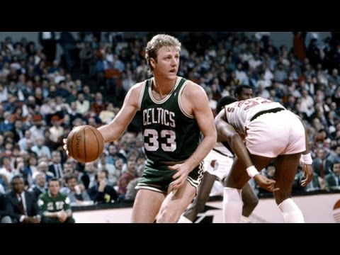 Larry Bird - The Greatest