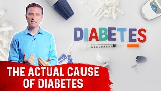 The Underlying Cause of Diabetes
