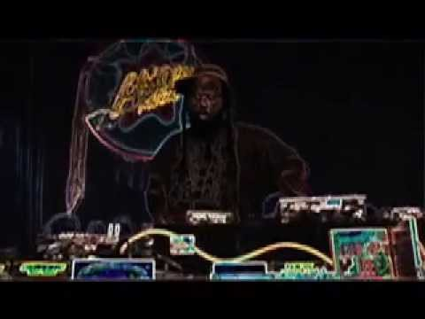 Ras G Live In Store San Francisco