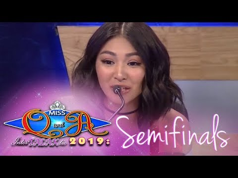 It's Showtime Miss Q & A: Nadine comes back as the Miss Q & A 2019 judge