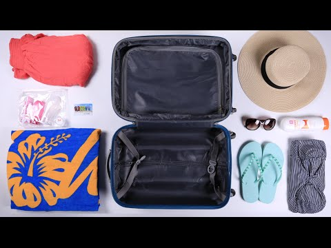 Travel Surprise: Beach Edition - Stop Motion Travel Hack