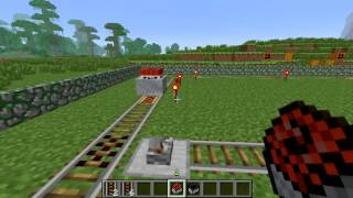 Minecraft 1.5 Blocks & Items: Activator Rail