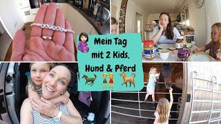 Morgenroutine mit 2 Kindern | Familienalltag | 37. SSW |Babyzimmer gestalten |VLOG 18