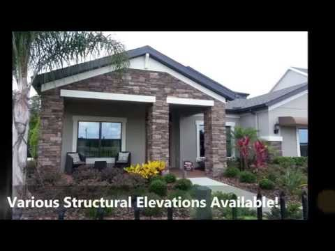 Connerton New Construction Homes For Sale, Land O'Lakes, FL