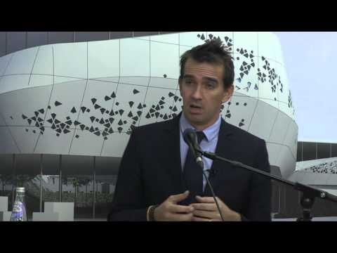 13th November 2015 - Islam and the Silk Roads by Dr Peter Frankopan