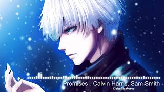Nightcore - Promises ( Calvin Harris, Sam Smith ) Video