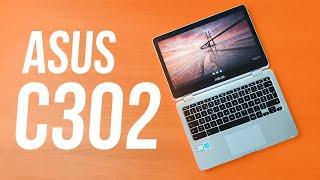 Asus C302 : le Chromebook par excellence ?