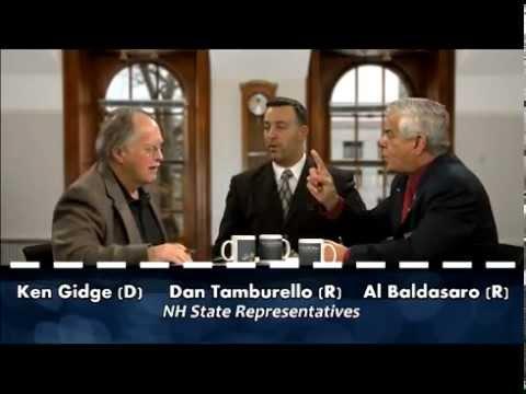 The Art of Politics - Season 4, Episode 9 - Rep. Dan Tamburello (December 2014)