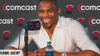 RUSSELL WESTBROOK TRADED TO MIAMI HEAT! 3 TEAMS MUST TRADE FOR HIM