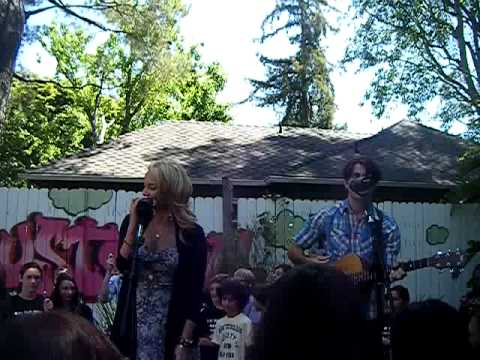 "Tiffany Thornton ORGINAL SONG ""Sure Feels Like Love"""