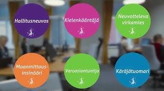 Suomen kiinnostavimmat työpaikat löydät osoitteesta Valtiolle.fi