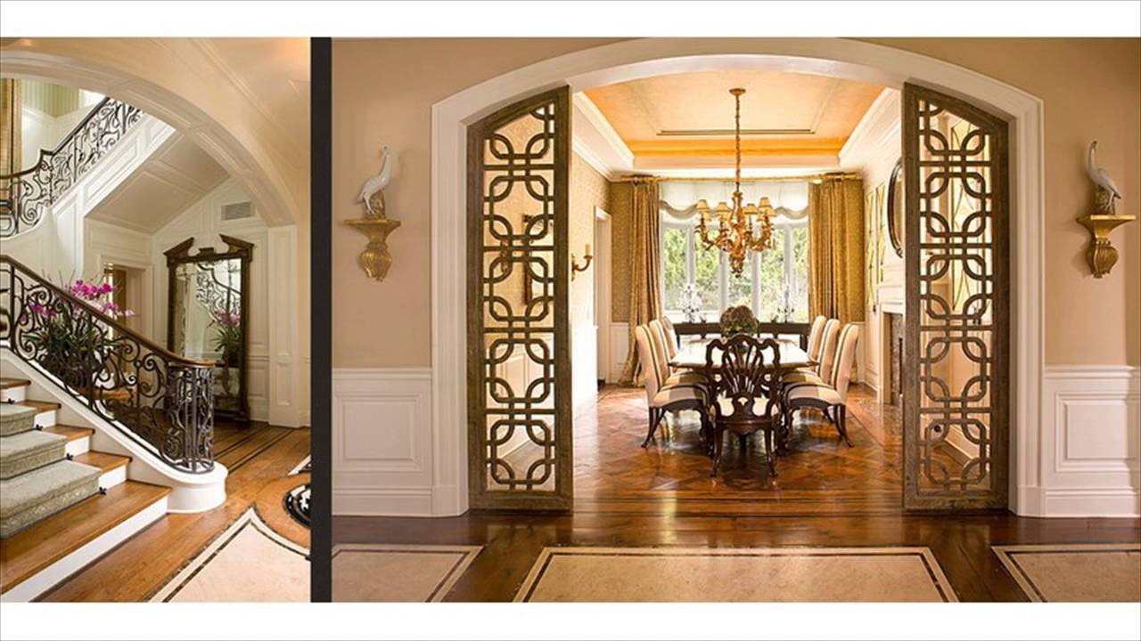 Luxury traditional interior design youtube for Interior design
