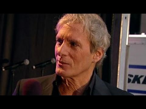 Michael Bolton bears his 'Soul'