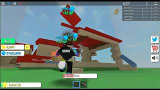 Roblox - Destruction Simulator #2 | I AM THE VILLAGE DESTROYER!
