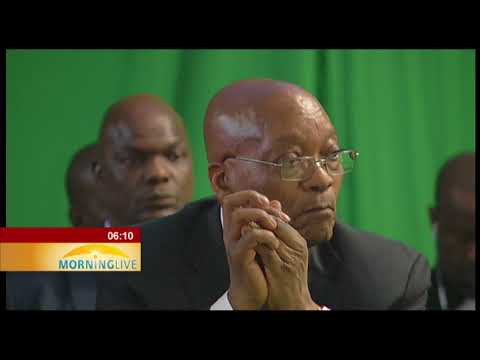 President Zuma slams MPs who voted with the opposition