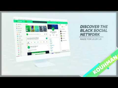 KOUHMAN  -   The Premiere Pan-African Social Networking Site