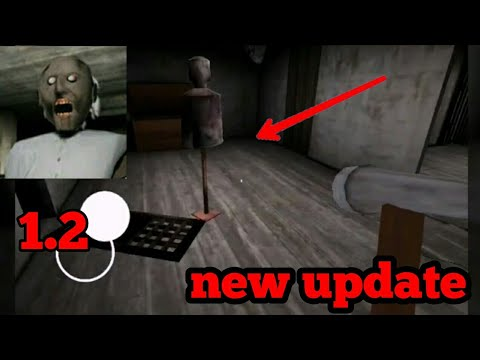 Granny horror game  new update gameplay version 1.2 (android/ios)