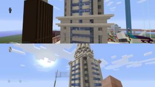 Princess Tower in Dubai - Brody's Build in Minecraft