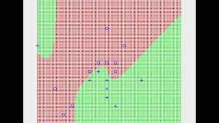 Neural Network Learning - Visualization - 2