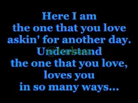 The One That You Love (Lyrics) - AIR SUPPLY