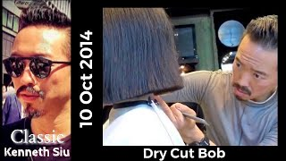 Kenneth Siu's Haircut - Alvina