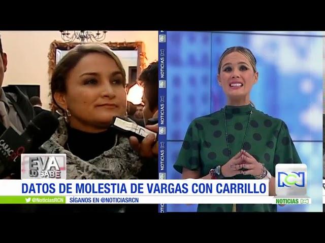 ¿Continúa la molestia de Vargas Lleras con el procurador Carrillo  Noticias RCN