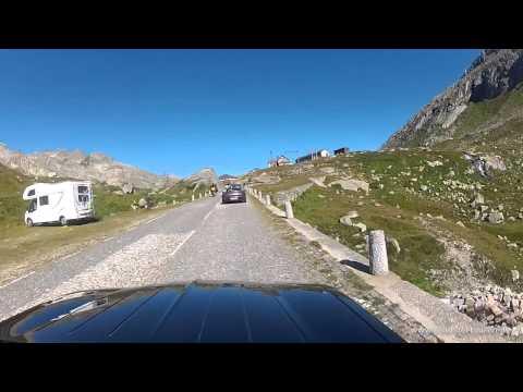 Gotthardpass (Passo Del San Gottardo) - Auf Der Tremola