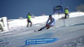 AUDI FIS Skiworldcup Opening Sölden 2017