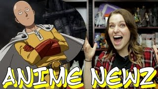 One-Punch Man Season 2!! | ANIME NEWZ