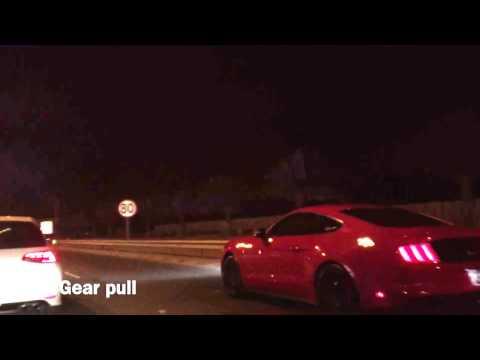 2016 Mustang GT 5.0 Vs 2016 Golf R