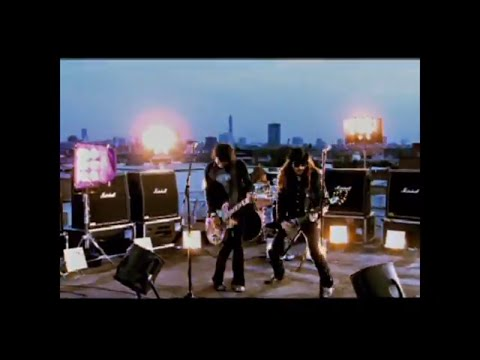 The Wildhearts - Top of the World (Official Music Video)