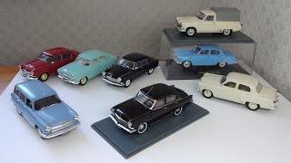 Мои ГАЗ-21 «Волга» от Neo Scale Models / Наш Автопром / Автомобиль на службе