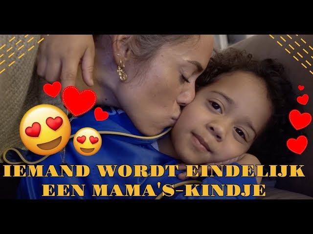 IEMAND WORDT EINDELIJK EEN MAMA'S-KINDJE 😍 #118 By Nienke Plas