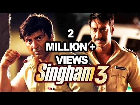 21 Interesting facts | Singham 3 (2018) | Ajay Devgn | Sunny Deol |Rohit Shetty