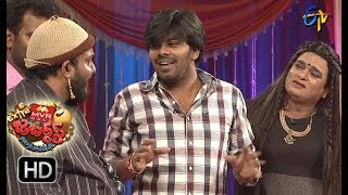 Sudigaali Sudheer Performance | Extra Jabardasth | 16th  March 2018  | ETV Telugu