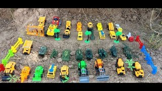 Soldiers kids - Construction, Vehicles -Toys for Kids - Cars for kids