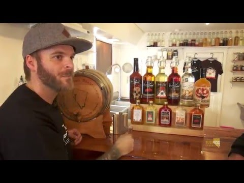 Verdi Local Distillery/Isabel's Bakery/ Sierra Sids/For Kids as Seen on Nevada Business Chronicles