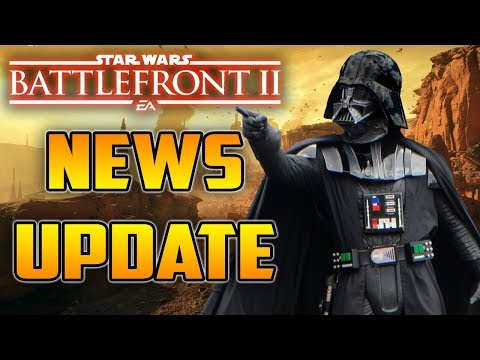 Star Wars Battlefront 2 News Update! Geonosis Coming To HVV, Blast & Arcade! thumbnail