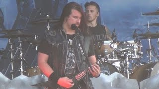 Trivium - Through Blood and Dirt and Bone - Live Hellfest 2014