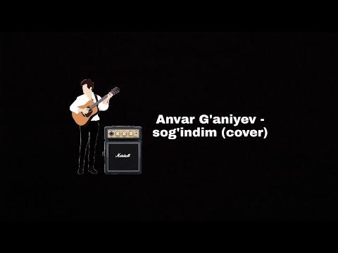 Anvar Ganiyev \