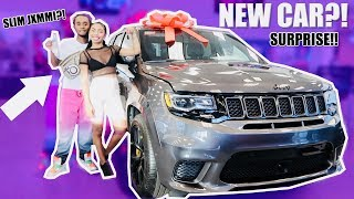 slxm jxmmi surprised me with a new car    chandleralexisvlogs  183