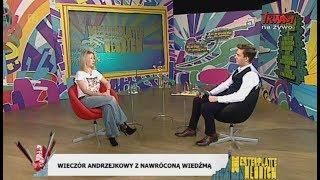 Westerplatte Młodych: Wieczór andrzejkowy z nawróconą wiedźmą (30.11.2018)