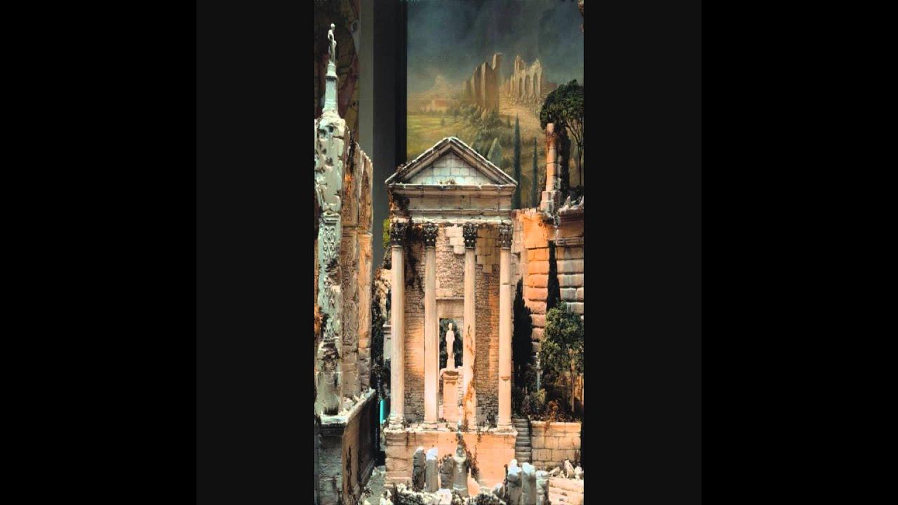 Fantasy Art Ancient Arena