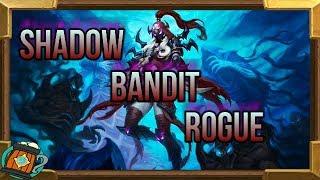 Hearthstone Halloween Deck Tech : Shadow Bandit Rogue Knight of The Frozen Throne